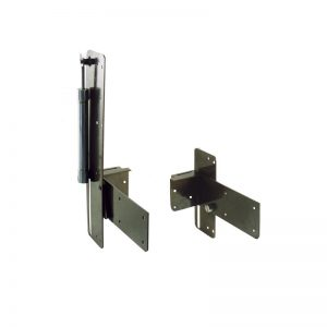 Pullman folding bed hinge set - Cabinet Accessories - Gineico Marine