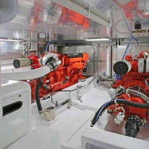 Gineico Marine_marine sound proofing_engine room