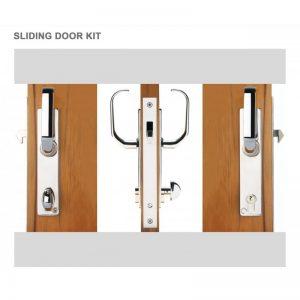 sliding door kit_379940k1_gineico marine_stainless steel