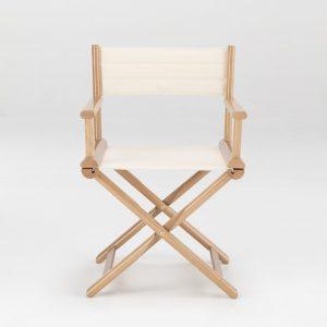 Gineico Marine_cherso deck chair-directors-_beech
