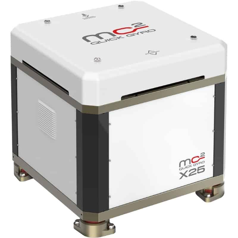 Gineico_Marine_MC2_Quick_Gyro_X25_stabilizer