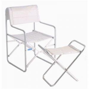 portofino deck chair_genoa stool_gineico marine_alloy aluminium