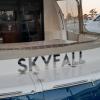 LED Boat Names - Skyfall - Gineico Marine