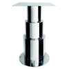 Stainless Steel Electric Table Pedestal - Gineico Marine