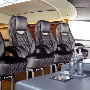 Besenzoni P338 Infinity Elegence Helm Seat