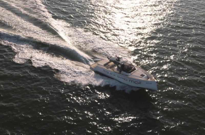 Gineico-Marine-Quick-Gyro-Stabilizer