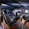 Besenzoni 242 Seagull Automatic Helm Chair - Gineico Marine