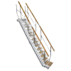 Besenzoni Manual Boarding Ladder SC510 (5) Gineico Marine