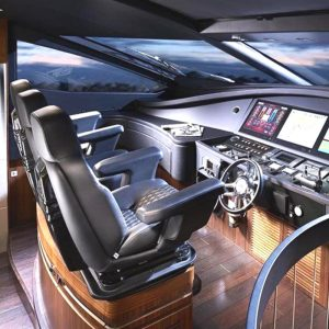 Gineico Marine - Besenzoni -Helm Seat-P 242 SEAGULL