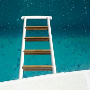 besenzoni-yacht-scala-bagno-white bathing swim-ladder-sm-410