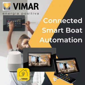 vimar modular switches for smart automation - gineico marine