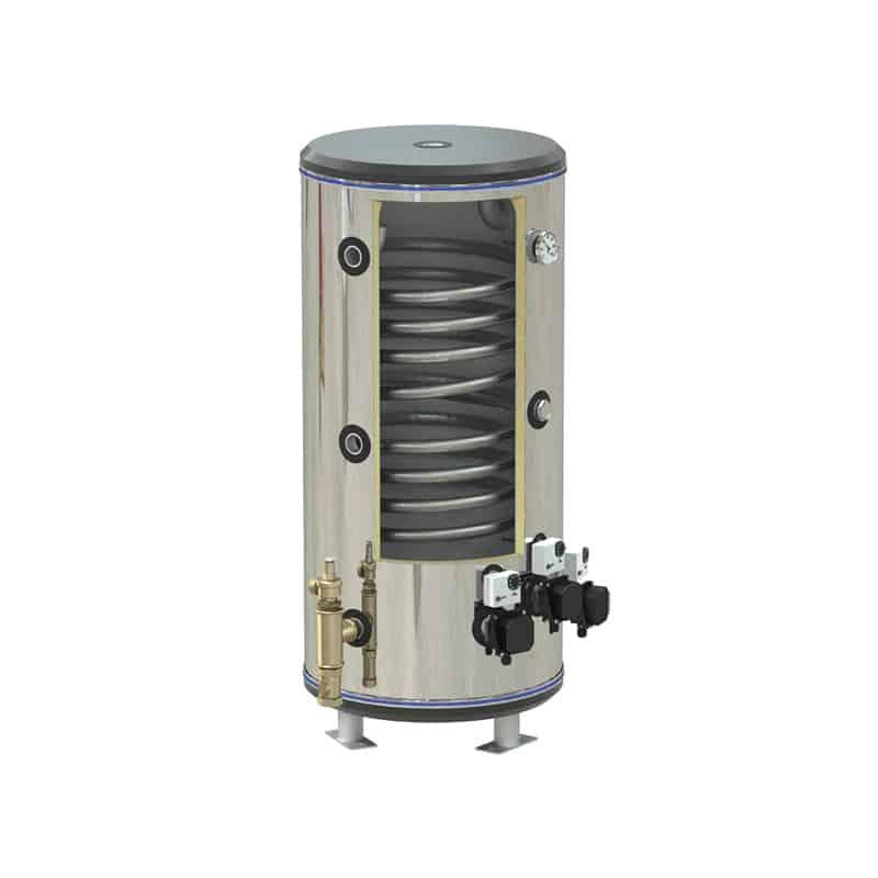 Gineico Marine - Gianneschi-Blowers & Fans-GIAN Water Heaters