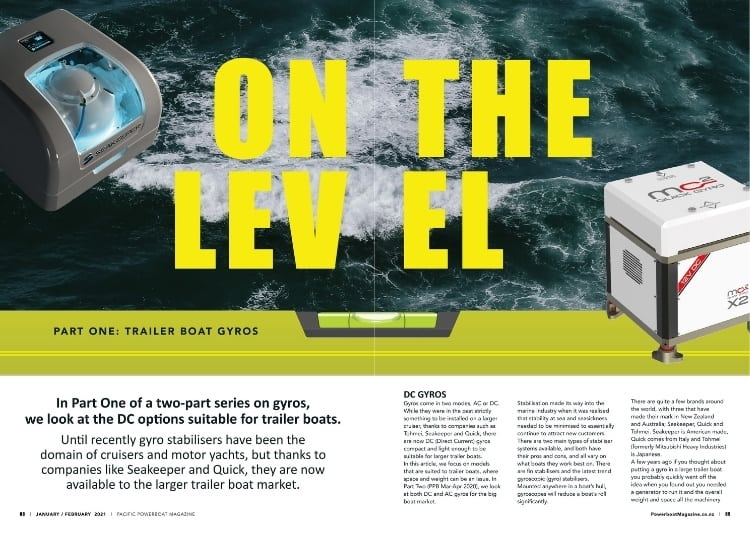 Gineico Marine - Gyro In The Media - On The Level - PPB