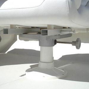 Gineico Marine-Besenzon- Helm Seat Pedestal-BES P106 S