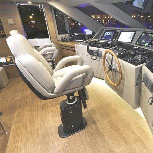 Gineico Marine - Besenzoni-Automatic Helm Seat-President-BES P216