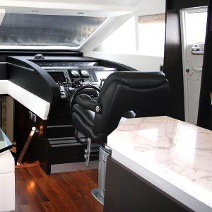 Gineico Marine - Besenzoni-Automatic Helm Seat-President Sport-BES-P217