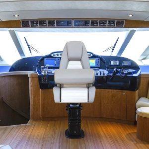 Gineico Marine-Besenzoni-Helm Seat- BES P007