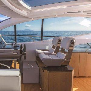 Gineico Marine-Besenzoni-Helm Seat- BES P251