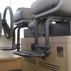 Gineico Marine-Besenzoni- Helm Seat Pedestal-BES S494
