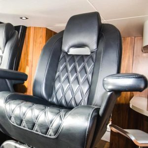 Gineico Marine - Besenzoni-Manual Helm Seat-BES-P244