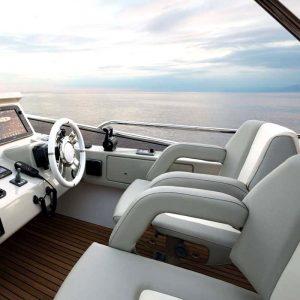 Gineico Marine - Besenzoni-Manual Helm Seat-BES-P246