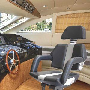Gineico Marine - Besenzoni-Manual Helm Seat-BES-P346