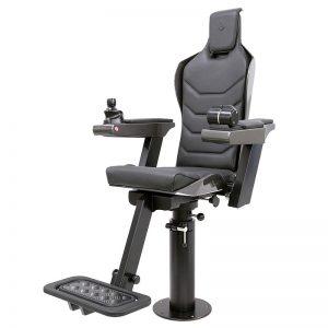 Gineico Marine - Besenzoni-Manual Helm Seat-BES-P400