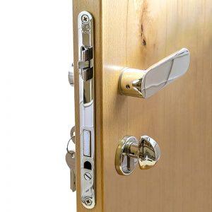 Gineico Marine -Razetocasareto - Door Hardware - Door Lockset- RAZ202500RC