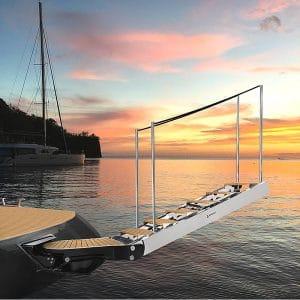 Gineico Marine - Besenzoni -Ladder-SP600 G