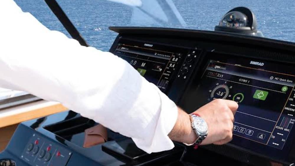 Gineico Marine QUICK ANTI-ROLL GYRO STABILIZERS